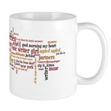 Richard castle Small Mug (11 oz)