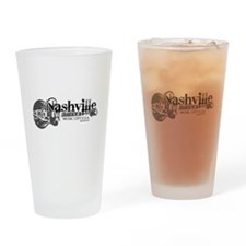 Nashville Drinking Glass