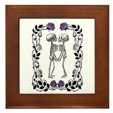 Conjoined for Life Framed Tile