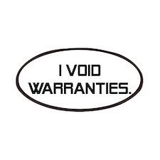 I Void Warranties Patches