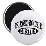 Kenmore Boston Magnet