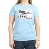 Scary Workout T-Shirt