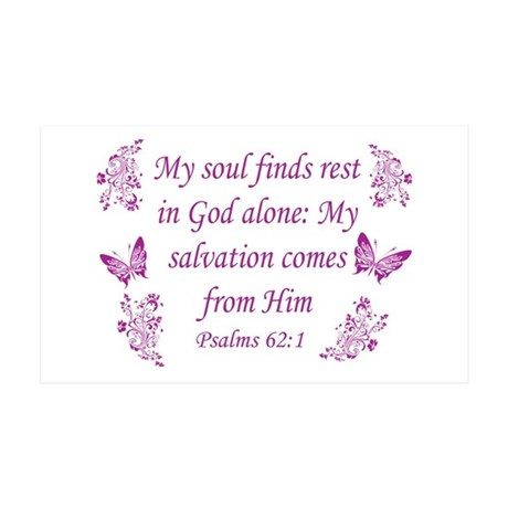Inspirational Bible Quotes 38.5 x 24.5 Wall Peel