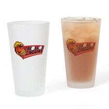 Criollos Caguas Drinking Glass