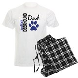 Scottish Deerhound Dad 2 Pajamas