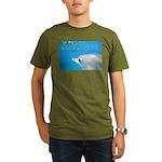 Off the Hook Organic Men's T-Shirt (dark)
