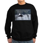 Let It In Sweatshirt (dark)