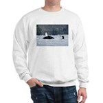 Let It In Sweatshirt