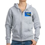 Inner Happiness Women's Zip Hoodie