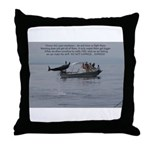 Honor Your Feelings Throw Pillow