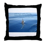 Connect With Spirit Throw Pillow