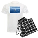 Connect With Spirit Men's Light Pajamas