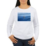Connect With Spirit Women's Long Sleeve T-Shirt