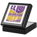 C.E. Byrd Reunion Type only Keepsake Box