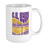 C.E. Byrd Reunion Type only Large Mug