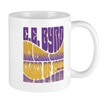 C.E. Byrd Reunion Type only Mug