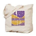 C.E. Byrd Reunion Type only Tote Bag