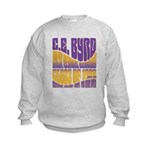 C.E. Byrd Reunion Type only Kids Sweatshirt