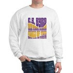C.E. Byrd Reunion Type only Sweatshirt