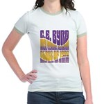 C.E. Byrd Reunion Type only Jr. Ringer T-Shirt