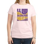 C.E. Byrd Reunion Type only Women's Light T-Shirt