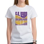 C.E. Byrd Reunion Type only Women's T-Shirt
