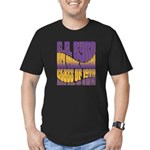 C.E. Byrd Reunion Type only Men's Fitted T-Shirt (