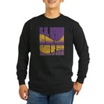 C.E. Byrd Reunion Type only Long Sleeve Dark T-Shi