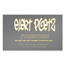 Elekt Poetz Stage Wars Decal