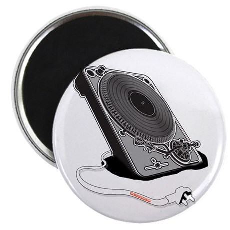 Turntable Plug Magnet