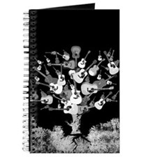 Acoustic Guitar Tree Journal