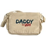 Daddy Est 2011 Messenger Bag