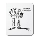 Citizen of Gondwanaland Mousepad