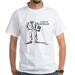 Citizen of Gondwanaland White T-Shirt
