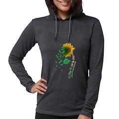 Washington Trojan Warrior Label Women's Zip Hoodie