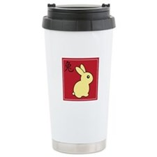 Bunny - Chinese Zodiac Ceramic Travel Mug
