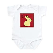 Bunny - Chinese Zodiac Infant Bodysuit
