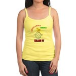 VOLLEYBALL CHICKS Jr. Spaghetti Tank