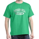 Mission Hill Boston T-Shirt