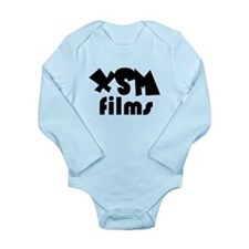XSM Films Long Sleeve Infant Bodysuit