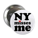 "new york misses me 2.25"" Button"