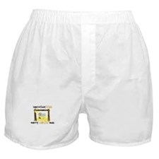 Merry Christmas-Happy Birthday Jesus Boxer Shorts