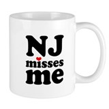 new jersey misses me Coffee Mug