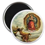 "Our Lady of Guadalupe - Juan Diego 10 2.25"" B"