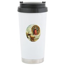 Our Lady of Guadalupe Ceramic Travel Mug