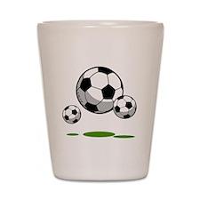 Soccer (9) Shot Glass