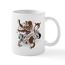 MacAlister Tartan Lion Mug