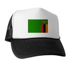 Flag of Zambia Trucker Hat