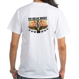 von grease monkey T-Shirt (white)