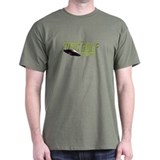 Trekkie Disc Golf - T-Shirt